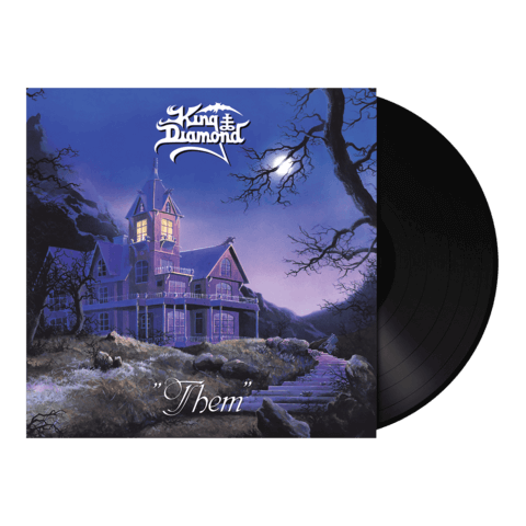 Them (Vinyl Re-Issue Black) von King Diamond - LP jetzt im King Diamond Shop