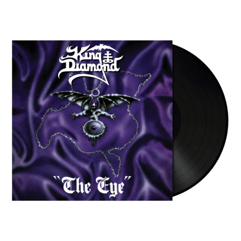 The Eye (180g black LP Re-Issue) von King Diamond - LP jetzt im King Diamond Shop