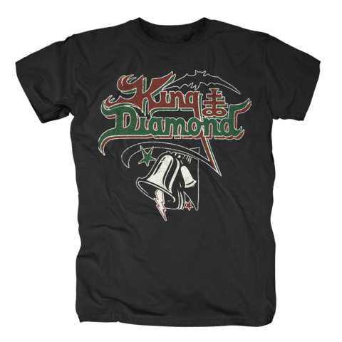 No Presents von King Diamond - T-Shirt jetzt im King Diamond Shop