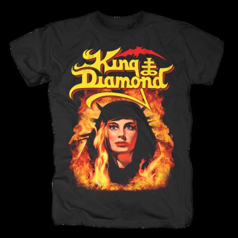 √Fatal Portrait von King Diamond - T-Shirt jetzt im King Diamond Shop