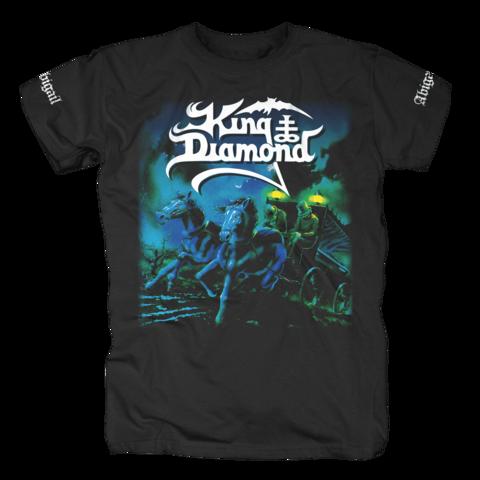 √Abigail von King Diamond - T-Shirt jetzt im King Diamond Shop