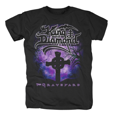 √The Graveyard von King Diamond - T-Shirt jetzt im King Diamond Shop