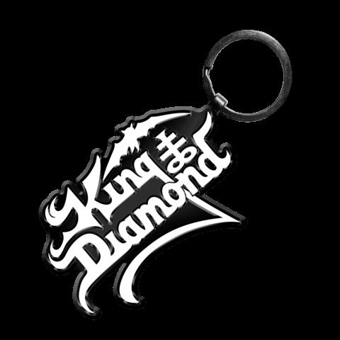 √Logo von King Diamond - Keychain jetzt im King Diamond Shop