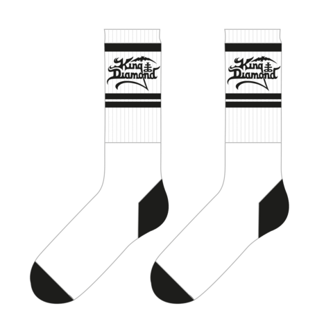 √Logo von King Diamond - Socks jetzt im King Diamond Shop