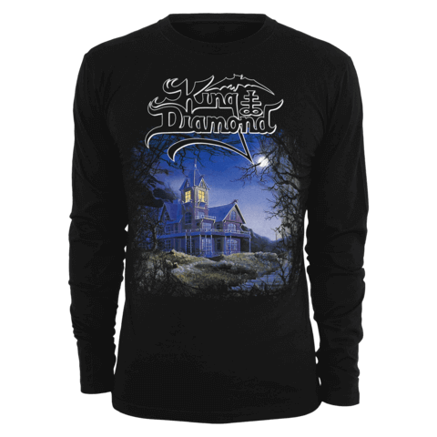 Them - Europe 2019 von King Diamond - Longsleeve jetzt im King Diamond Shop