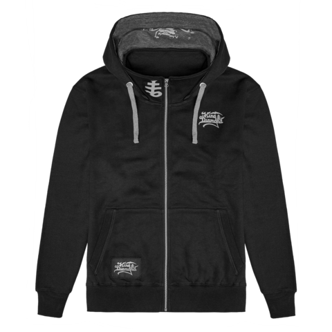 √Logo von King Diamond - Hooded jacket jetzt im King Diamond Shop