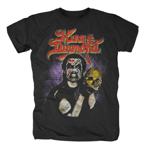 Conspiracy Tour 89 von King Diamond - T-Shirt jetzt im King Diamond Shop