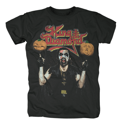 Halloween 1989 von King Diamond - T-Shirt jetzt im King Diamond Shop