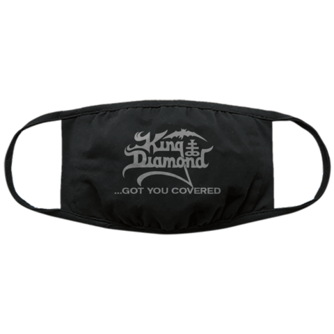 King Diamond ...got you covered von King Diamond - Maske jetzt im King Diamond Shop