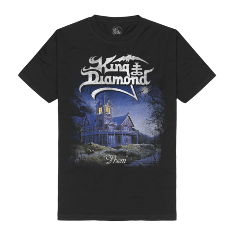 √Them von King Diamond - T-Shirt jetzt im King Diamond Shop