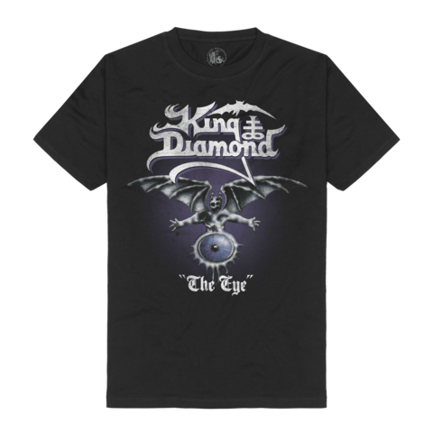√The Eye von King Diamond - T-Shirt jetzt im King Diamond Shop