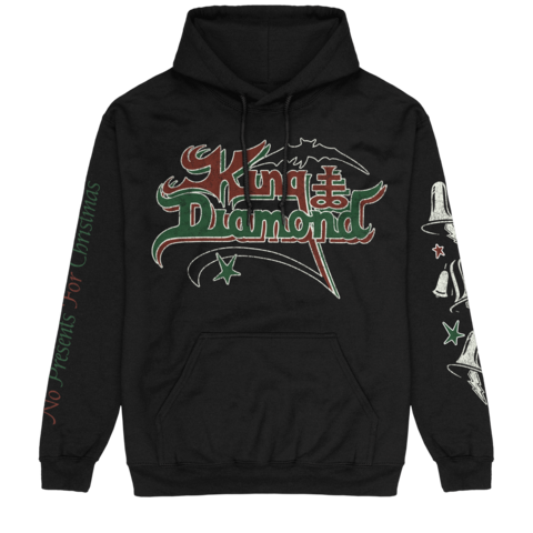 No Presents for Christmas von King Diamond - Kapuzenpullover jetzt im King Diamond Shop