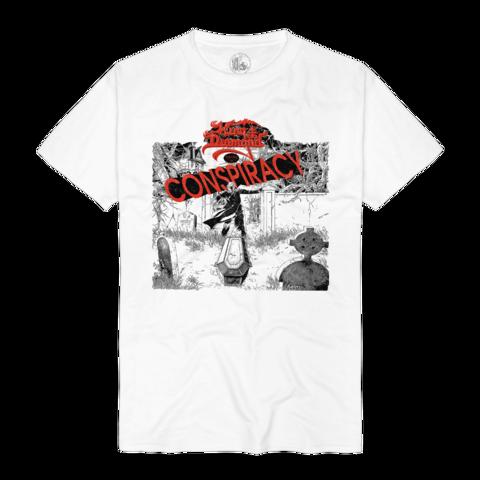 √Conspiracy von King Diamond - T-Shirt jetzt im King Diamond Shop