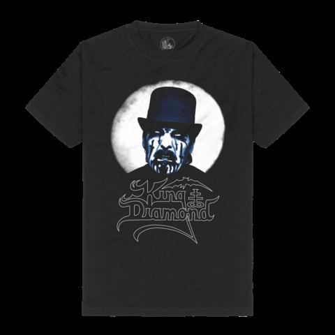 Moon by King Diamond - t-shirt - shop now at King Diamond store