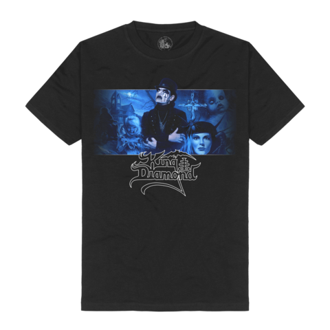 Dreams Of Horror by King Diamond - t-shirt - shop now at King Diamond store