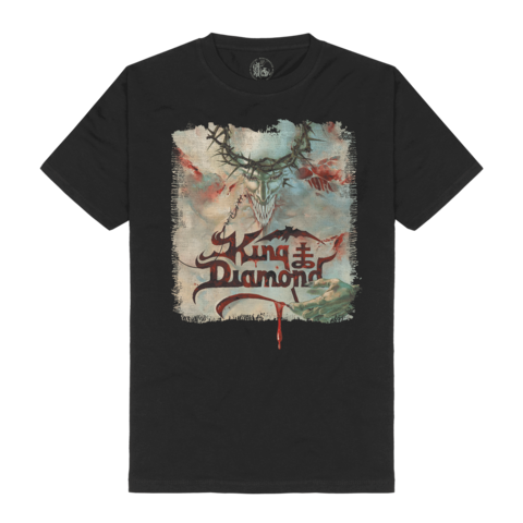 House Of God by King Diamond - t-shirt - shop now at King Diamond store