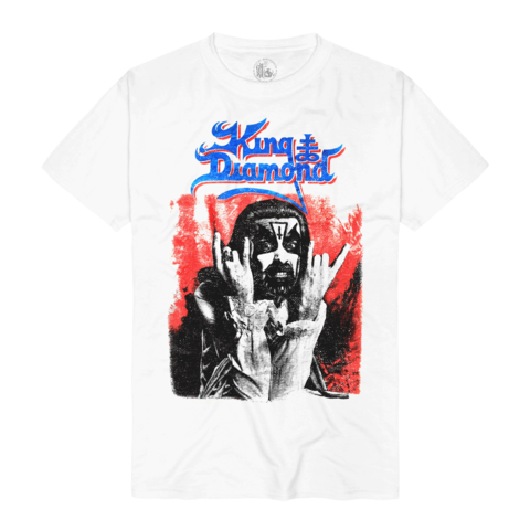 North American Tour 1986 by King Diamond - t-shirt - shop now at King Diamond store