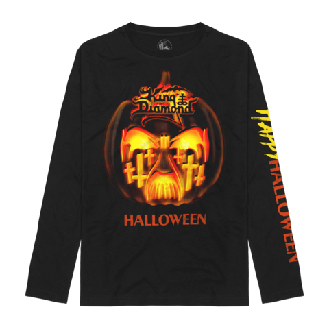 Halloween Face by King Diamond - Longsleeve - shop now at King Diamond store